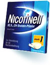 quit smoking with Nicotinell